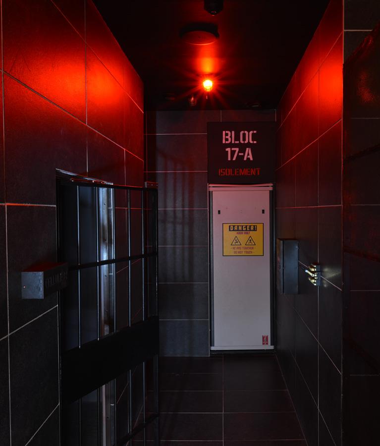 Live Escape Room Lyon_Des décors saisissants